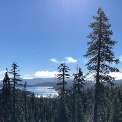 Four Mile Lake Loop