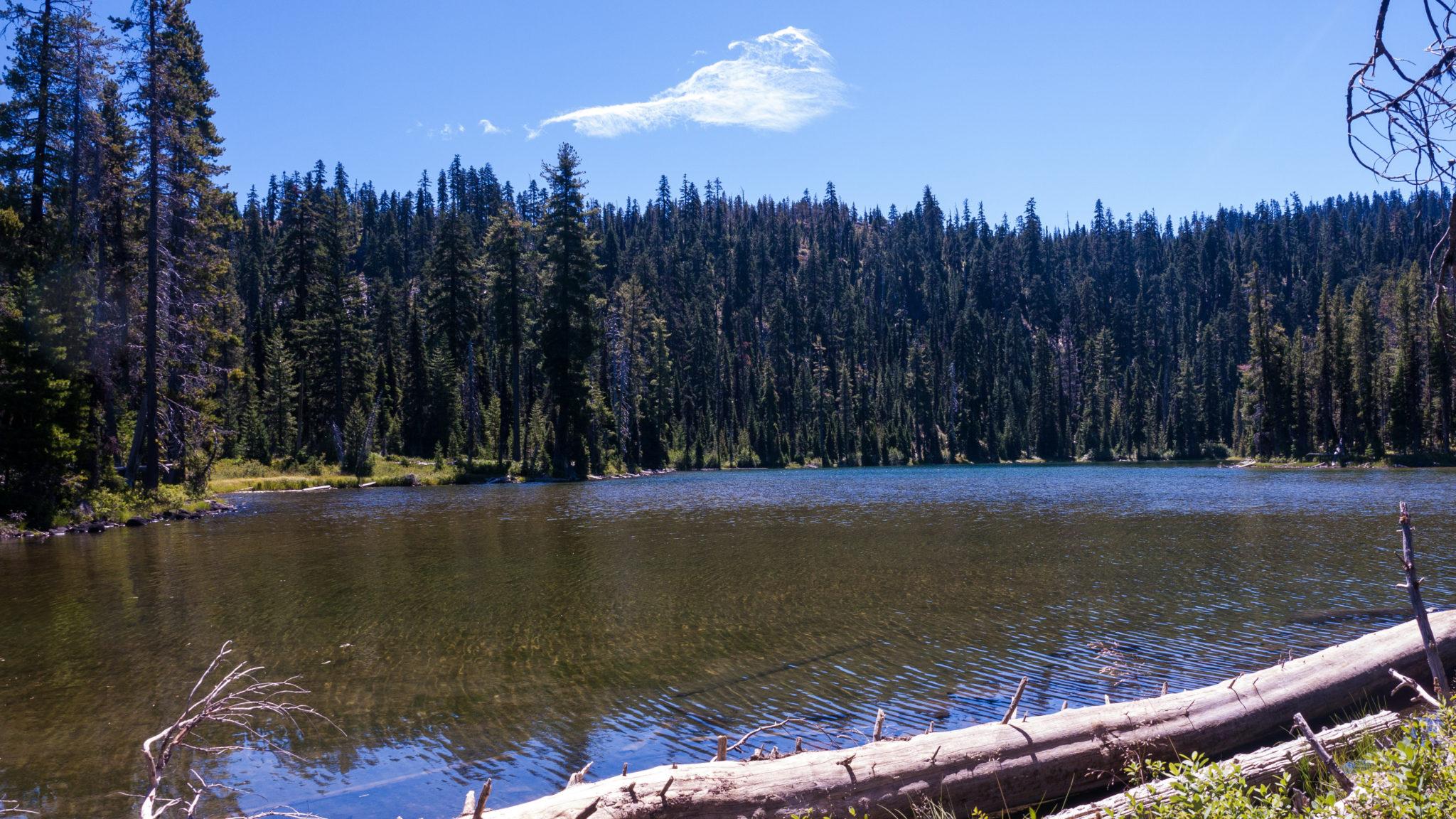 Lake Sky Lakes Wilderness