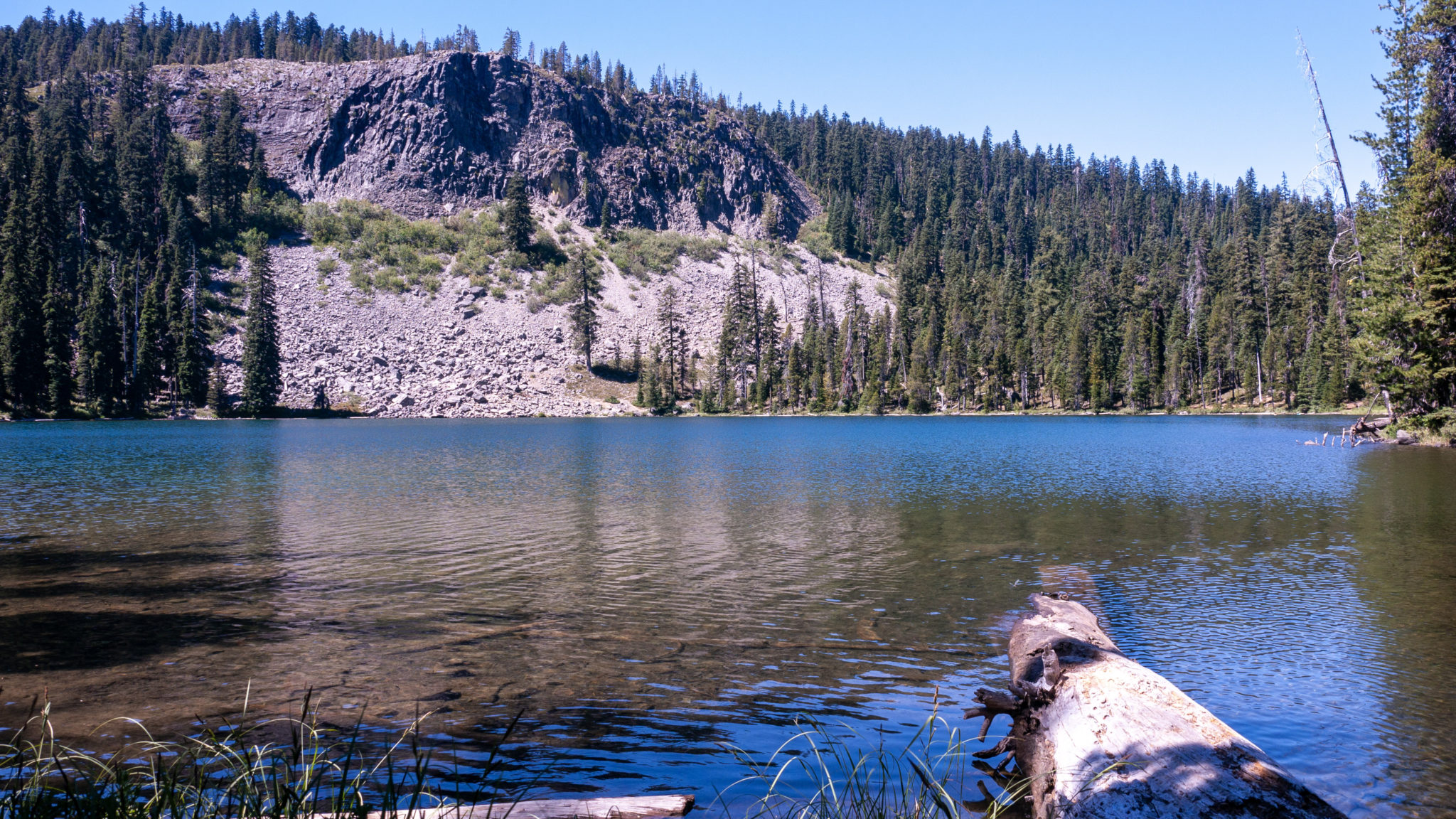 Blue Lake Oregon