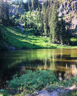 Echo Lake and Trail Magic